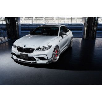 3DDesign Carbon Frontlippe für BMW F87 M2 Competition