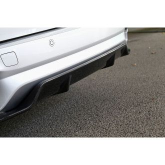 3DDesign BMW F15 X5 M-Sports carbon diffuser