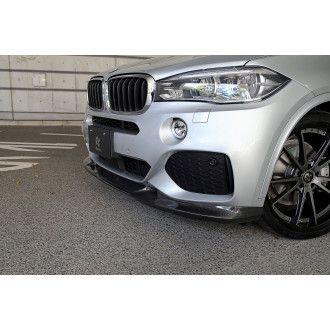 3DDesign BMW F15 X5 M-Sports carbon front lip
