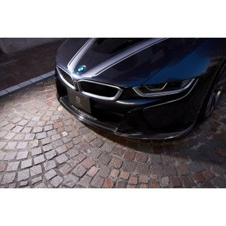 3DDesign carbon frontlip for BMW i8