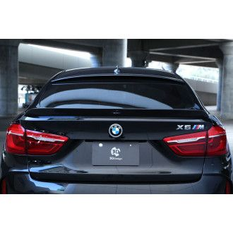 3DDesign carbon spoiler for BMW F86 X6M und F16 X6 with M-Tech