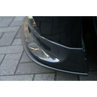 3Ddesign carbon front lip splitter for BMW 3 Series M3 E9x