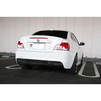 3Ddesign rear spoiler for BMW 1 E82