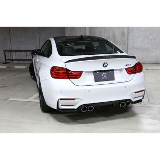3Ddesign carbon diffuser for BMW F80 M3 F82 M4 - Type 2