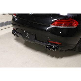 3Ddesign carbon diffuser for BMW Z4 E89 Duplex AGA