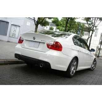 3Ddesign carbon diffuser for BMW 3 Series E90 E91 with M-Tech (335i)