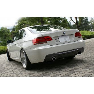 3Ddesign carbon diffuser for BMW 3 Series E92 E93 with M-Tech (335i)