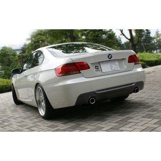 3Ddesign carbon diffuser for BMW 3 Series E92 E93 with M-Tech (335i)