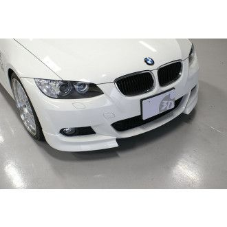 3Ddesign front splitter for BMW 3 Series E92 E93 with M-Tech