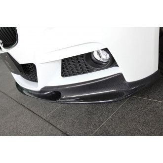 3Ddesign carbon front lip spoiler for BMW 3 Series F30 F31 with M-Tech