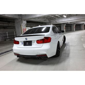 3Ddesign carbon rear spoiler for BMW 3 Series F30