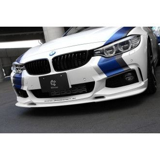 3Ddesign front lip for BMW 4 Series F32 F36 with M-Tech