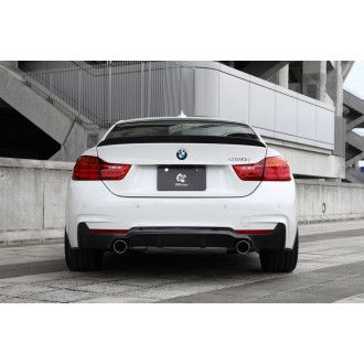 3Ddesign carbon diffuser for BMW 4 Series F32 with M-Tech (435i)