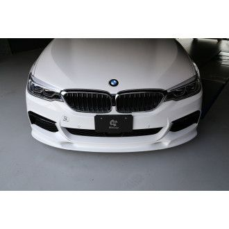 3DDesign PUR front lip for BMW G30 G31 with M-Tech