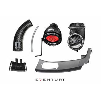 Eventuri carbon kevlar intake for Honda Civic FK2 Type R