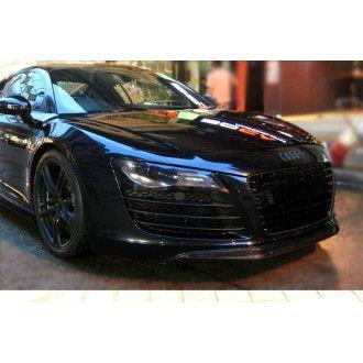 Boca carbon front lip (type 1) for Audi R8