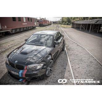 Boca carbon hood for BMW E82 / E87