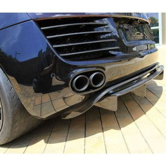 Boca carbon rear diffuser for Audi R8