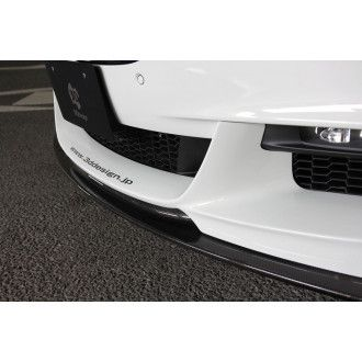3Ddesign carbon front lip front splitter for the BMW 6 Series F06 F12 F13 with M-Tech