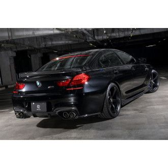 3Ddesign carbon side skirts for BMW 6 Series F12 F13 M6