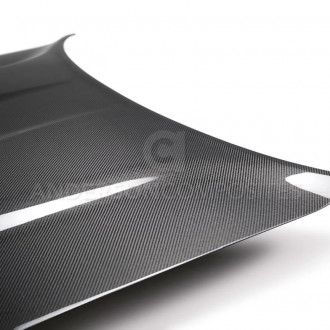 Anderson Composites Carbon Fiber Hood for DODGE CHALLENGER HELLCAT REDEYE 2019 Style TYPE-RE