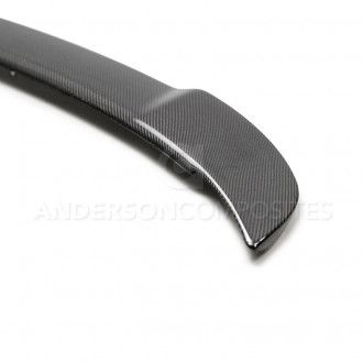 Anderson Composites Carbon Fiber Spoiler for DODGE CHARGER HELLCAT 2015-2019 Style TYPE-OE