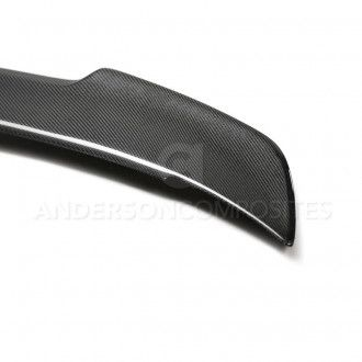 Anderson Composites Carbon Fiber Spoiler for DODGE CHARGER 2015-2020 Style TYPE ST