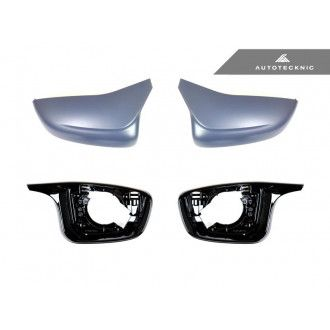 Autotecknic replacement mirror caps for BMW 5er 6er G30 G32 painted