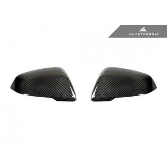 Autotecknic Carbon replacement mirror caps for BMW X1|2er F45|F46|F48