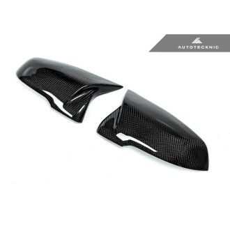 Autotecknic Carbon replacement mirror caps for BMW 2er|3er|4er F22|F30|F32|F87 M2