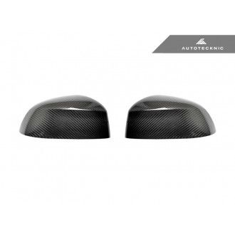 Autotecknic dry carbon replacement mirror caps for BMW X3|X4|X5|X6|X7 G01|G02|G05|G06|G07