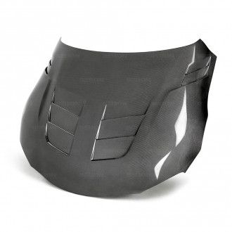 Seibon Carbon Fiber Hood for TOYOTA SUPRA 2020 Style TSIII