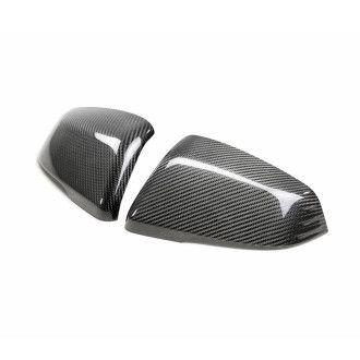 Seibon Carbon Fiber mirror caps for TOYOTA SUPRA 2020 Style
