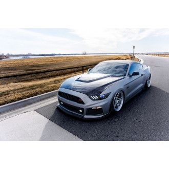 Anderson Composites carbon hood for Ford Mustang - GT350