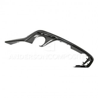 Anderson Composites Type-OE carbon fiber rear valance for 2015-2017 Ford Mustang