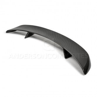 Anderson Composites Type-AT carbon fiber rear spoiler for 2015-2019 Ford Mustang