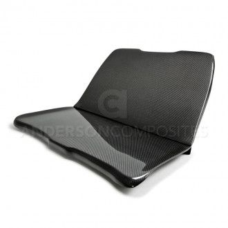 Anderson Composites Carbon fiber rear seat delete for 2015-2019 Ford Mustang