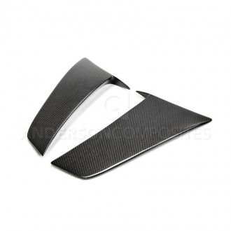 Anderson Composites Carbon fiber side scoop for 2015-2019 Ford Mustang