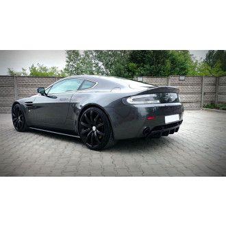 Maxton Design GFK Seitenschweller für Aston Martin V8 Vantage Carbon Look