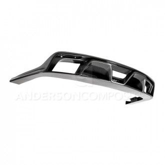 Anderson Composites carbon diffuser for Ford Mustang - GT350