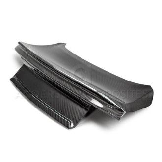 Anderson Composites Type-ST double sided carbon fiber decklid for 2015-2019 Ford Mustang