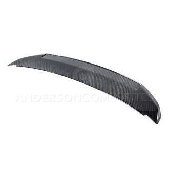 Anderson Composites Carbon fiber rear spoiler for 2010-2014 Ford Mustang / Shelby GT500 / V6