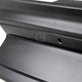 Anderson Composites Type-ST fiberglass decklid for 2015-2019 Ford Mustang