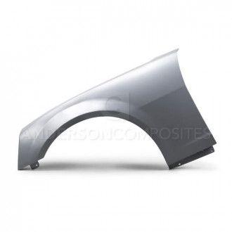 Anderson Composites Fiberglass fenders for 2010 - 2015 Chevrolet Camaro (10mm wider)