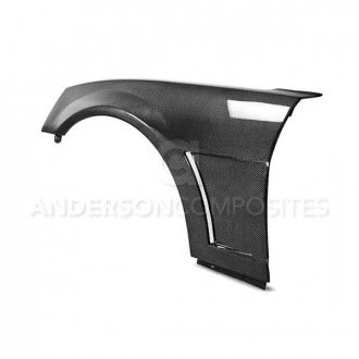 "Anderson Composites Carbon Fiber Fenders for 2010 - 2015 Camaro - Vented (0.4"" wider)"
