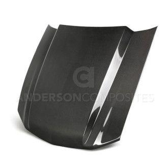 Anderson Composites Carbon Motorhaube für Ford Mustang 2010-2012 TYPE-CJ
