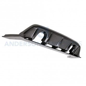 Anderson Composites carbon diffuser for Ford Focus RS