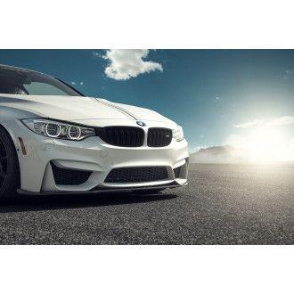 Vorsteiner carbon front lip Addon EVO for BMW M3 M4 F8x