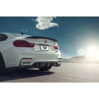 Vorsteiner carbon rear spoiler EVO for BMW F82 M4