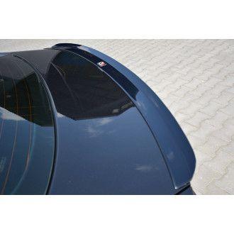 Maxton Design ABS Spoiler Aufsatz für Audi A5 8T S5|RS5 S-Line Facelift schwarz hochglanz